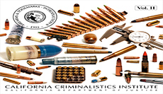 Ammunition Reloading- Forensic Identification Issues